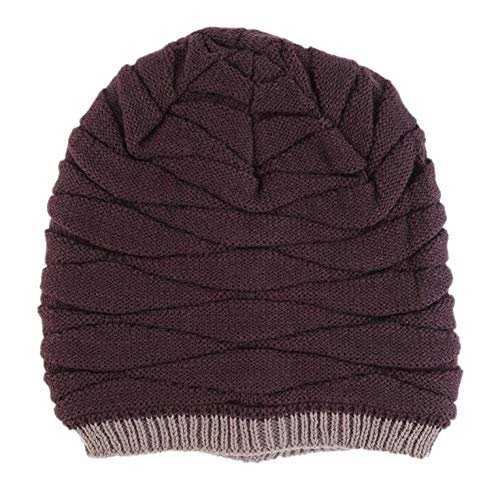 Lana Mujer de Color esquí y Peas Sungpunet Invierno Blank de para Hat Hombre Unisex Hip Knit nbsp;Gorro nbsp;– Hop cálido para wBggzx
