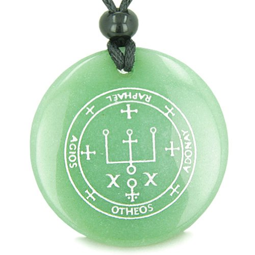 Green Quartz Pendant - 5