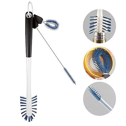ReallyBest Water Bottle Cleaning Brush set For Ninja 6 Fin Blade