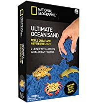 National Geographic Ultimate Ocean Play Sand