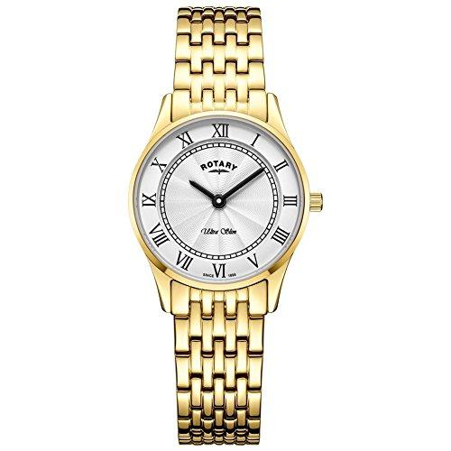 Rotary LB08303-01 Ladies Ultra Slim Watch