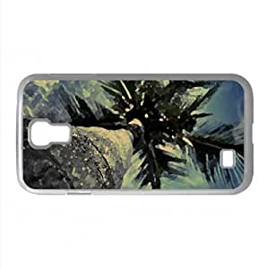 Look Up Watercolor style Cover Samsung Galaxy S4 I9500 Case (Summer Watercolor style Cover Samsung Galaxy S4 I9500 Case)