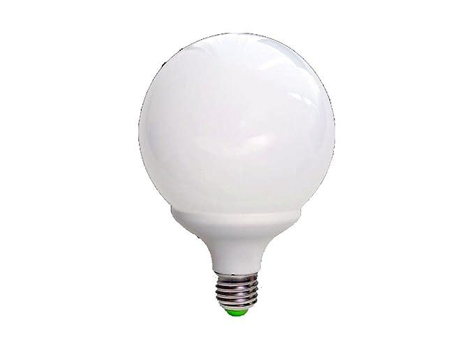 Lampade Globo A Basso Consumo : Globo basso consumo e w lumen luce calda k amazon