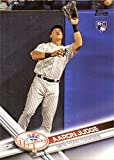 #6: 2017 Topps Baseball #287 Aaron Judge Rookie Card