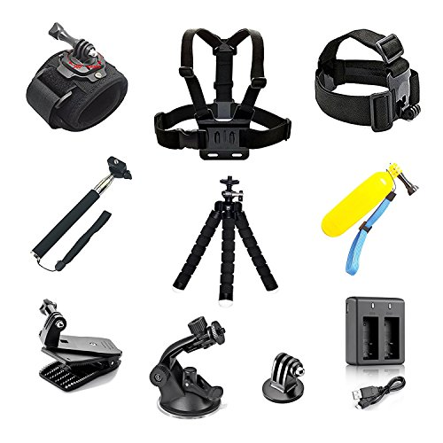 Sports Action Camera Accessory Bundle product image