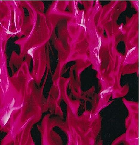 Hydrographic Film Chinese Pink Dragon 1 Meter