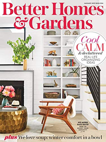 Top 10 magazines home for 2019