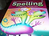 Perfection Learning Spelling with Integrated Language Arts 3