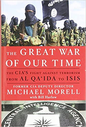 All Together Now Lets Fight Terrorism >> The Great War Of Our Time The Cia S Fight Against Terrorism From