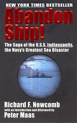 Read Online Abandon Ship! ebook