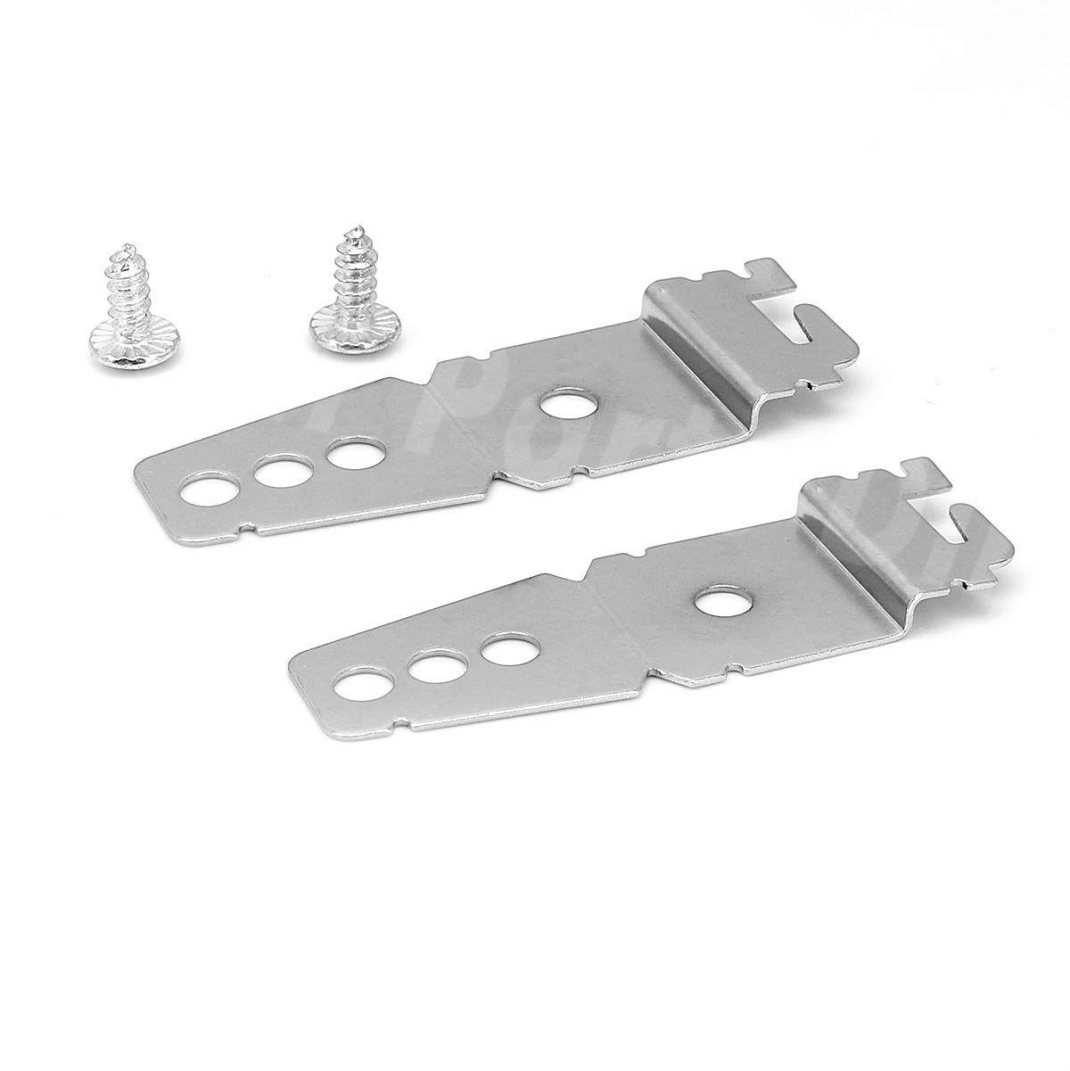 2 Pack 8269145 Mounting Bracket Replacement Parts Exact Fit for Kenmore Whirlpool KitchenAid Dishwasher, Replaces 8269145 WP8269145VP 51hEVMSrA-L
