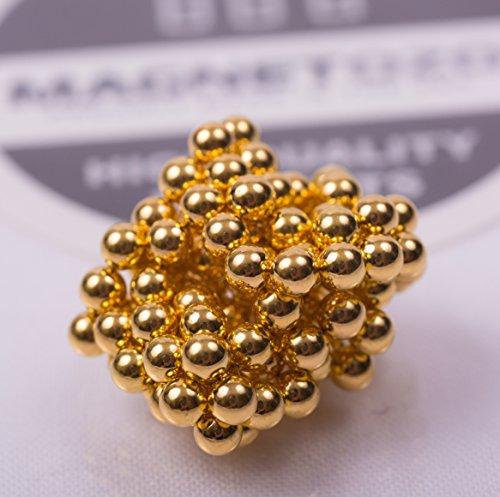 fridge magnet gold - 7