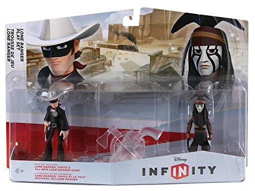 DISNEY INFINITY Play Set Pack - Lone Ranger Play Set by Disney Interactive Studios
