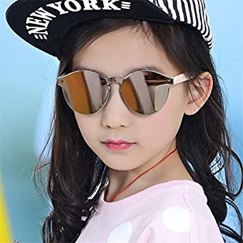 SQYJING Gafas de Sol para Moda Bebé Niños Chicas Niños Gafas ...