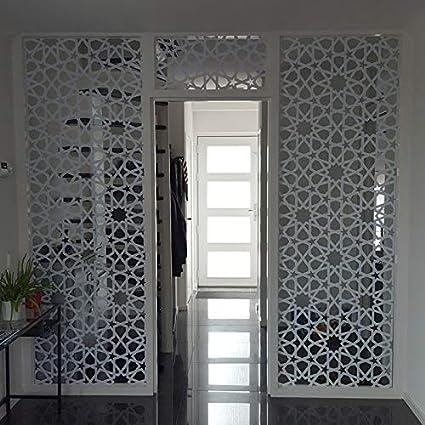 Amazoncom Custom Islamic Patterns Door Decal Large Size