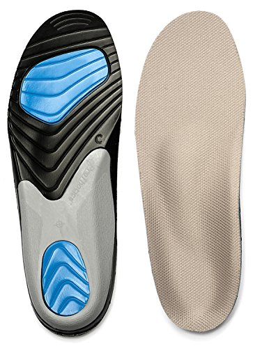 Prothotic Motion Control Sport Insole * The Original Insole for Pronation, Arch Support, and Plantar Fasciitis Pain Relief (A- Wm (3-6.5)) by Prothotic