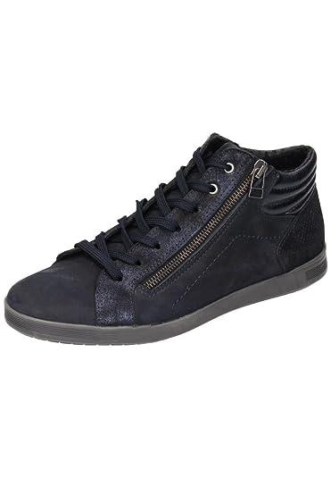 Comfortabel Damen Stiefel schwarz, 990865-1, Gr 37