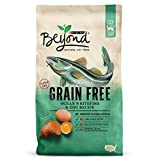 Purina Beyond Grain Free Ocean Whitefish & Egg Recipe Adult Dry Cat Food - 11 lb. Bag
