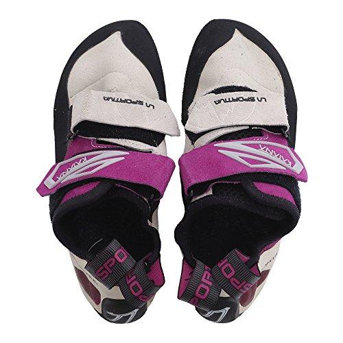 La Woman Sportiva Da White Scarpe Katana Bambina Arrampicata purple ggOrfq