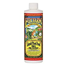 FoxFarm FF79310 Big Bloom Liquid Concentrate Fertilizer, 1-Pint
