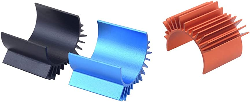 1//10 RC Car Motor Heat Sink Cooling Fin for 540 545 550 3650 3660 3670