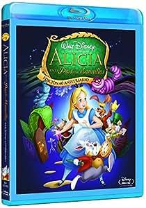Alicia En El País De Las Maravillas [Blu-ray]