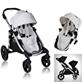 Baby Jogger 81267KIT2 2011 City Select Stroller with Second Seat – Diamond Review