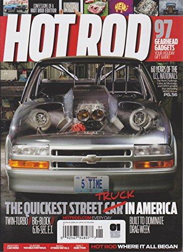 Car Craft Magazine Drag Racing - 5