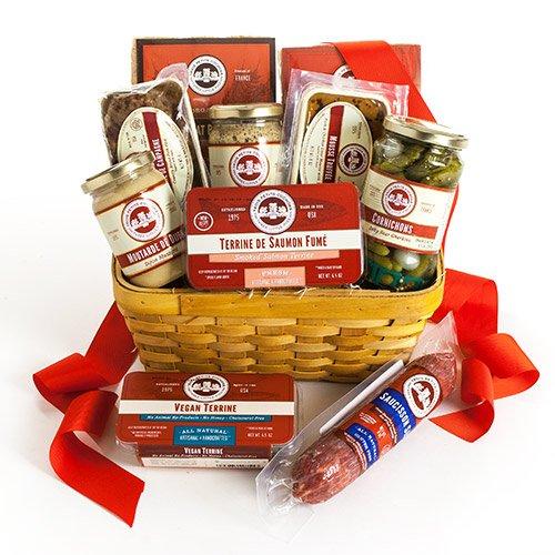 Les Trois Petits Cochons Classic Gift Basket (4.33 pound)