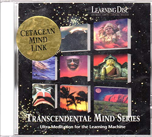 Cetacean Mind Link (Transcendental Mind Series - The Learning Machine) [Audio CD] ()
