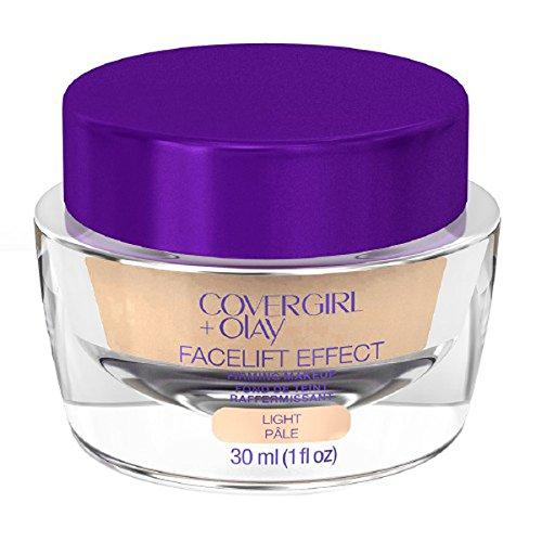 COVERGIRL+Olay FaceLift Effect Firming Makeup Light 330, 1 oz, Old Version (packaging may vary)