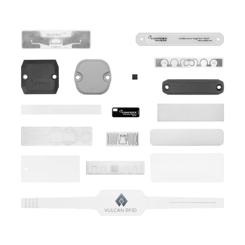 Impinj Monza UHF RFID Sample Pack (902-928 MHz) by Impinj