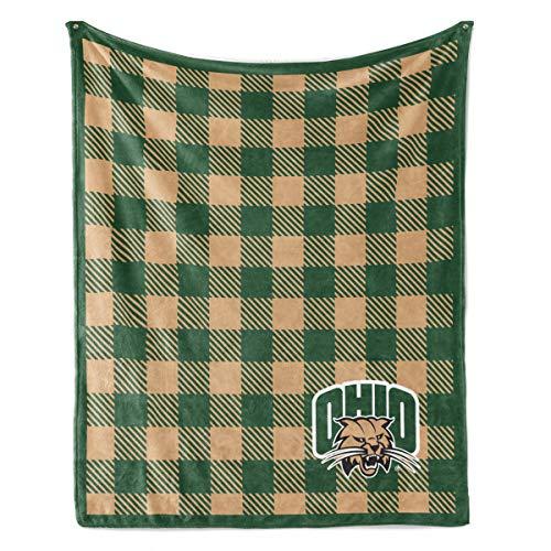 Official NCAA Ohio University Bobcats - Fleece Blanket - 50x60 ()