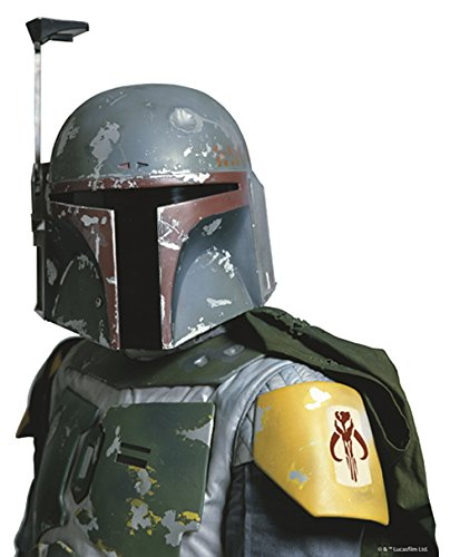 Star Wars Boba Fett Passenger Series Perforated Window Decal -