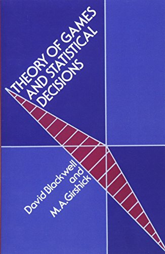 Theory of Games and Statistical Decisions (Dover Books on Mathematics)