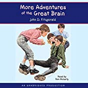 More Adventures of the Great Brain: Great Brain, Book 2 | John D. Fitzgerald