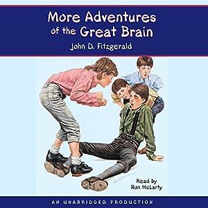 More Adventures of the Great Brain Audiobook