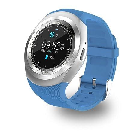 ZLOPV Pulsera Activa Reloj Inteligente Smart Watch de 2G ...