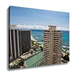 Ashley Canvas, Hawaii Oahu, Home Decoration Office, Ready to Hang, 20x25, AG6409663