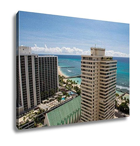 Ashley Canvas, Hawaii Oahu, Home Decoration Office, Ready to Hang, 20x25, AG6409663 by Ashley Canvas