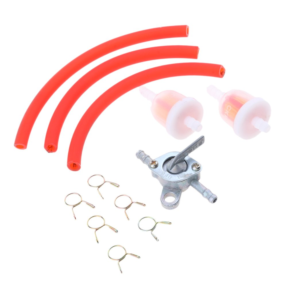 Baosity Gas Fuel Filter Hose Tube Line for Chinese Tao Tao Scooter ATV Motorcycle Parts