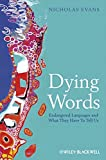 Dying Words 9780631233060