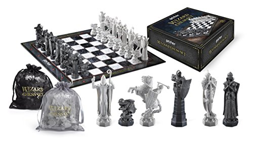 Harry Potter Wizard Chess Set (Sale Chess Glass For Pieces)