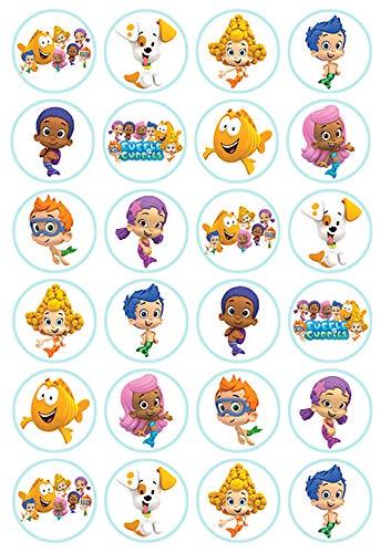 Bubble Guppies Nonny Molly Oona Gil Deema Mr