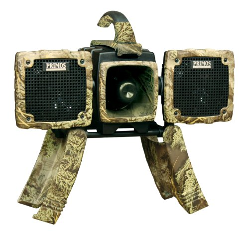 Primos Hunting 3756 Alpha Dogg Electronic Predator Call (Best Way To Call Coyotes With Foxpro)