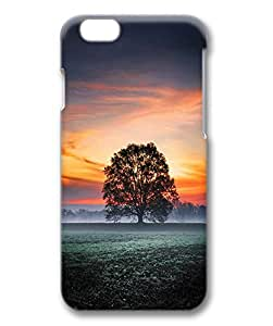 Morning Sunrise Light Protective Hard PC Snap On 3D Case for iphone 6 Plus 5.5-1122074