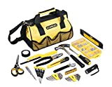 Stanley 71996IN Ultimate Tool Kit (Yellow, Black and Chrome, 242-Pieces)