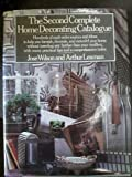 The Second Complete Home Decorating Catalogue, Jose Wilson and Arthur Leaman, 0030559413