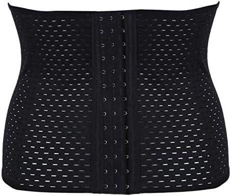 Femmes /Évider Unique Corset sans Couture Taille Formation Cincher Contr/ôle Corps Shaper Underbust Shapewear Minceur Ceinture