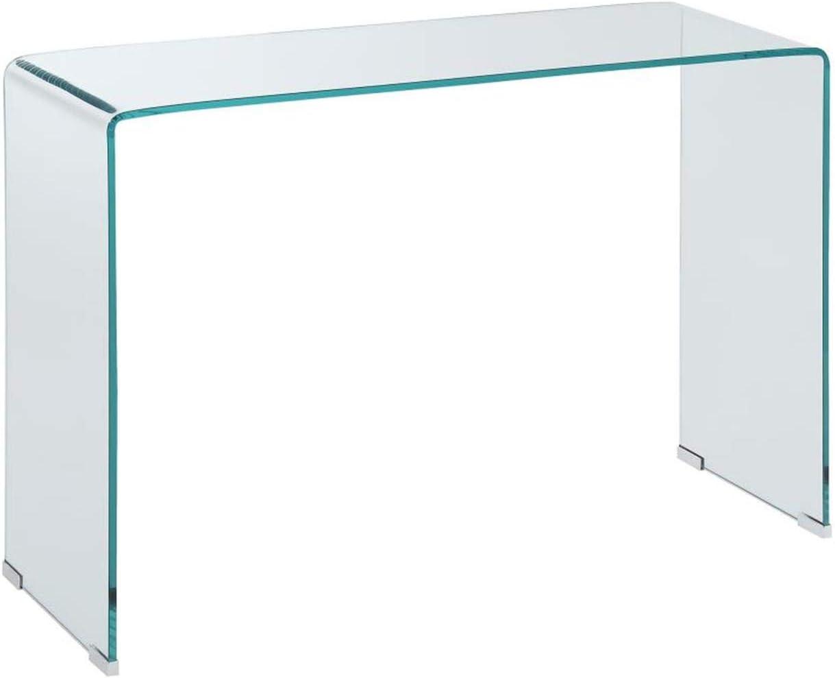 Coaster Home Furnishings Sofa Table, Clear